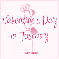 valentine's day offer tuscany